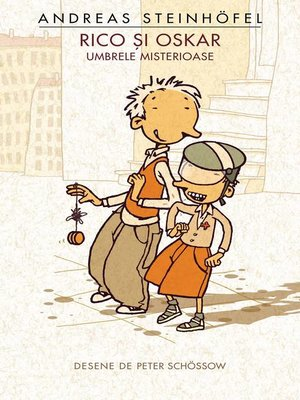 cover image of Rico și Oskar. Umbrele misterioase