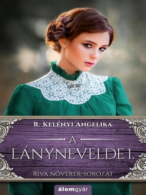 cover image of A lánynevelde
