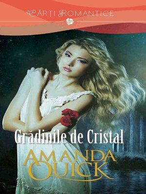 cover image of Grădinile de Cristal