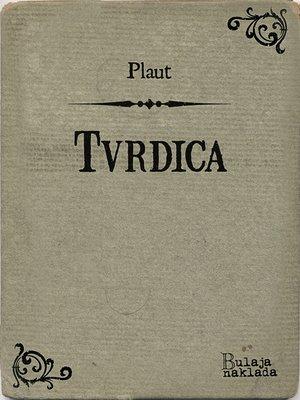 cover image of Tvrdica