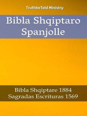 cover image of Bibla Shqiptaro Spanjolle