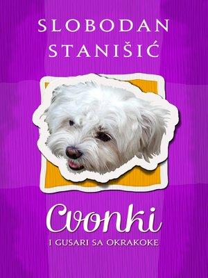 cover image of Cvonki i gusari sa Okrakoke