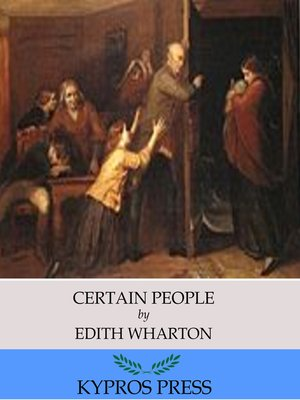cover image of Certain People