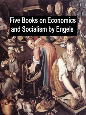 cover image of Five Books on Economics and Socialism