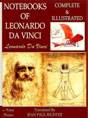 cover image of Notebooks of Leonardo Da Vinci
