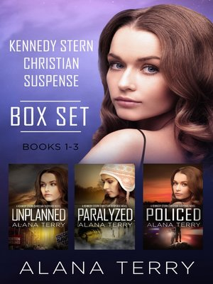 cover image of Kennedy Stern Christian Suspense Box Set (Books 1-3)