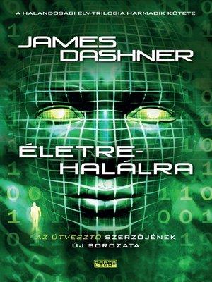 cover image of Életre halálra