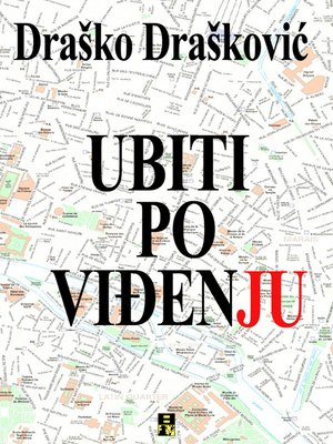 cover image of UBITI PO VIDJENJU