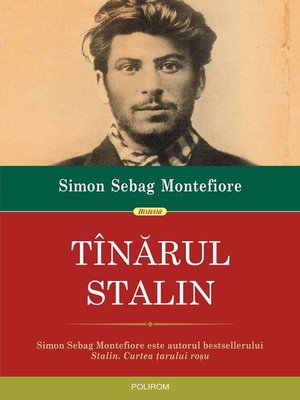 cover image of Tînărul Stalin