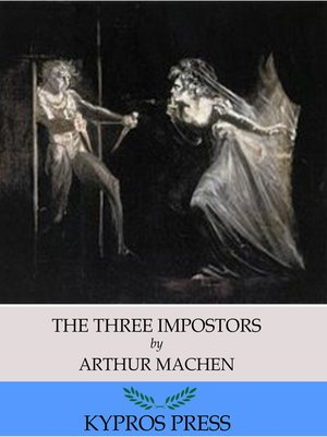 cover image of The Three Impostors
