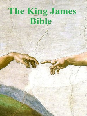 cover image of King James Bible (Illustrated)