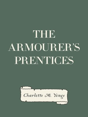 cover image of The Armourer's Prentices