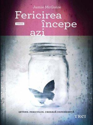cover image of Fericirea începe azi