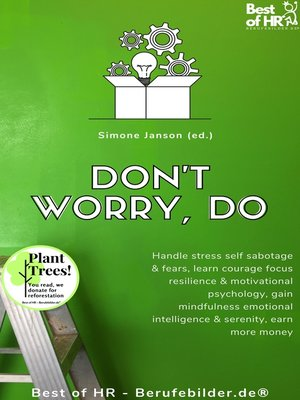 cover image of Don't Worry, Do