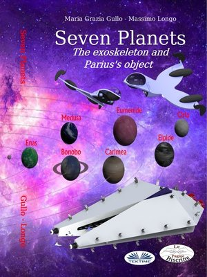 cover image of Seven Planets