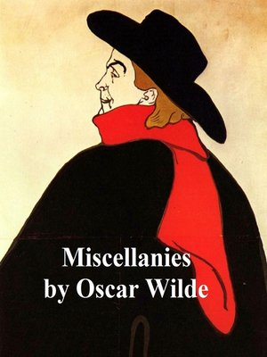 cover image of Miscellanies