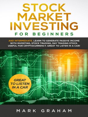 cover image of Stock Market Investing for Beginners
