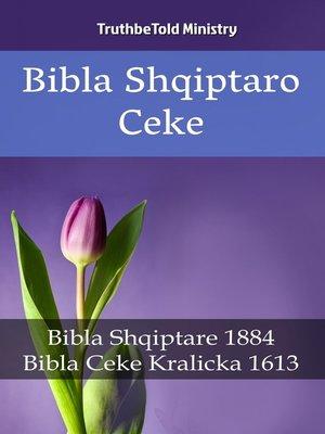 cover image of Bibla Shqiptaro Ceke