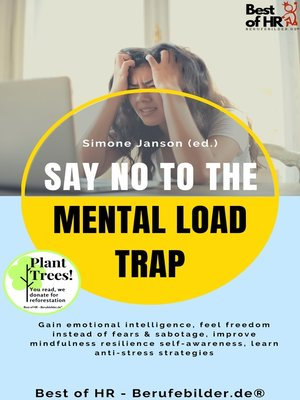 cover image of Say No to the Mental Load Trap