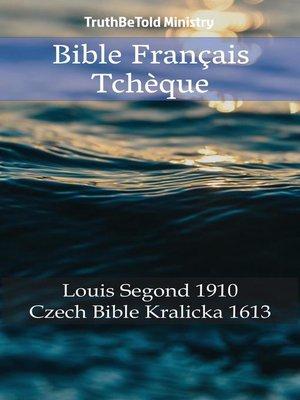 cover image of Bible Français Tchèque