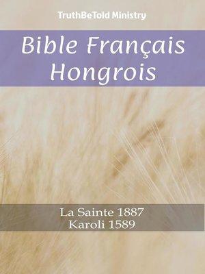 cover image of Bible Français Hongrois