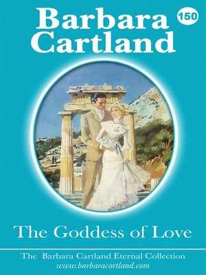 cover image of The Goddess Of Love