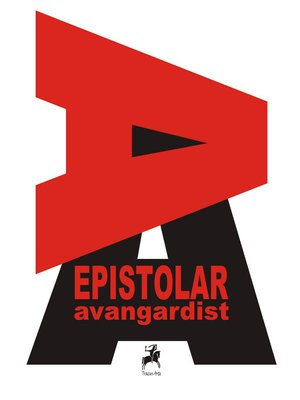 cover image of Epistolar avangardist
