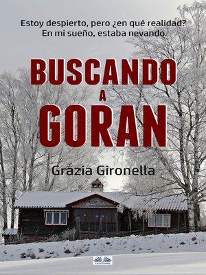 cover image of Buscando a Goran