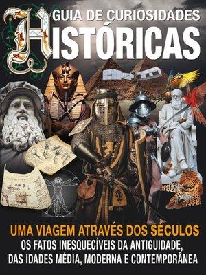 cover image of Guia de Curiosidades Históricas