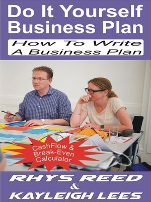 cover image of Do It Yourself Business Plan