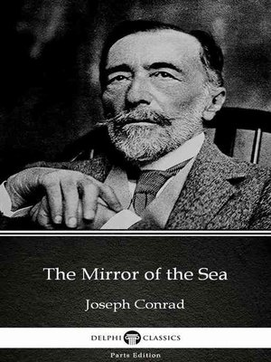 cover image of The Mirror of the Sea by Joseph Conrad
