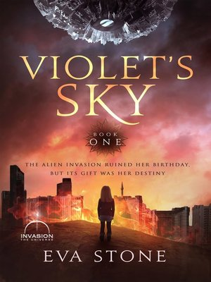 cover image of Violet's Sky