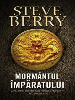 cover image of Mormântul împăratului