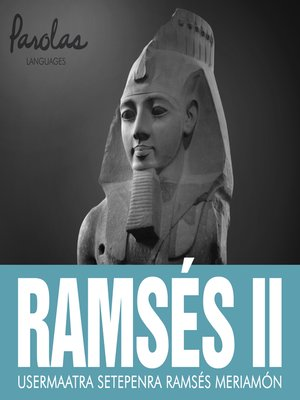 cover image of Ramsés II
