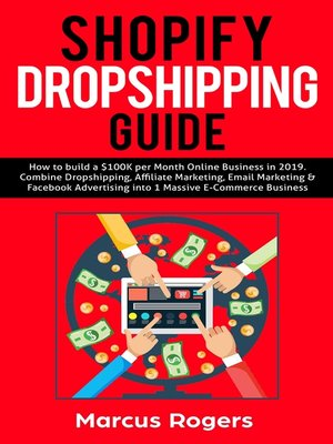 cover image of Shopify Dropshipping Guide