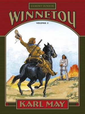 cover image of Winnetou. Volumul 2