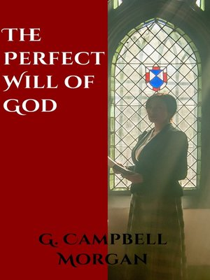 cover image of God's Perfect Will