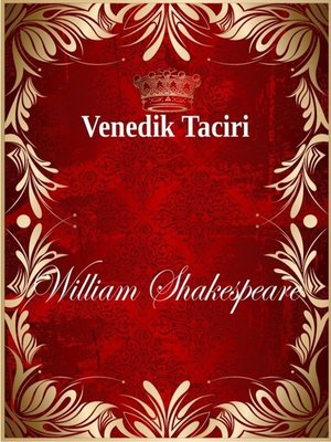 cover image of Venedik Taciri