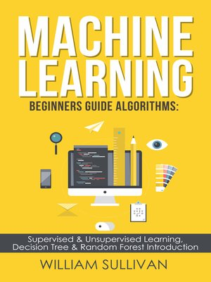 cover image of Machine Learning For Beginners Guide Algorithms