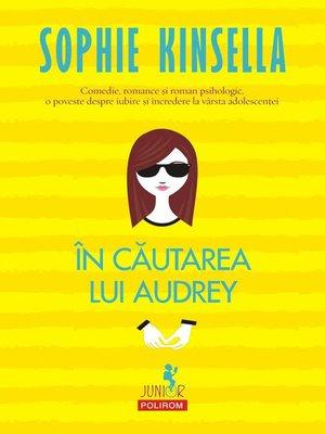 cover image of În căutarea lui Audrey