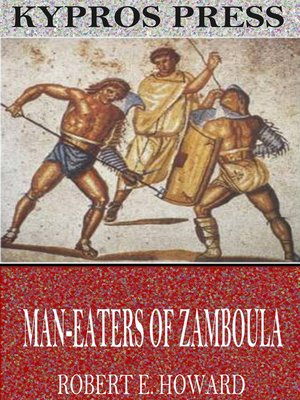 cover image of Man-Eaters of Zamboula