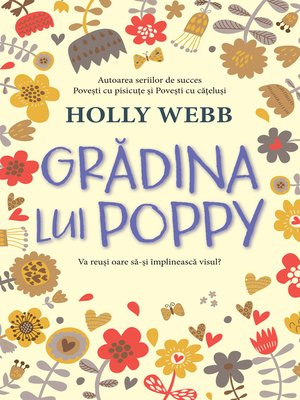 cover image of Gradina Lui Poppy