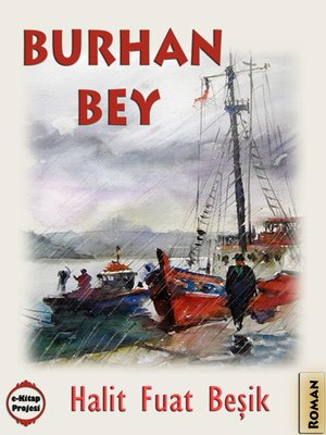 cover image of Burhan Bey