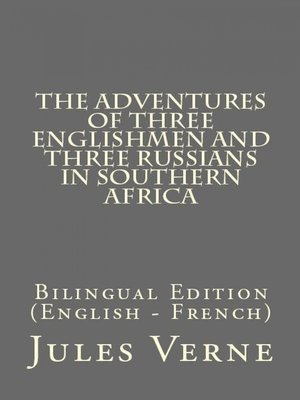 cover image of The Adventures of Three Englishmen and Three Russians in Southern Africa