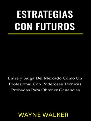 cover image of Estrategias Con Futuros