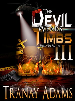 cover image of The Devil Wears Timbs 3