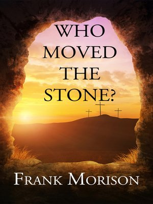 cover image of Who Moved the Stone?