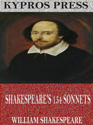 cover image of William Shakespeare's 154 Sonnets