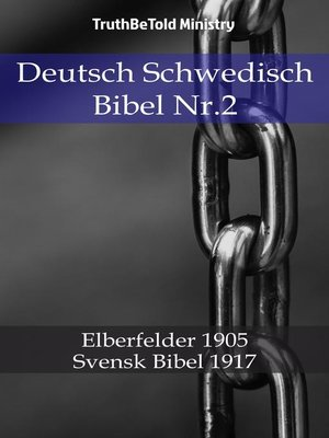 cover image of Deutsch Schwedisch Bibel Nr.2
