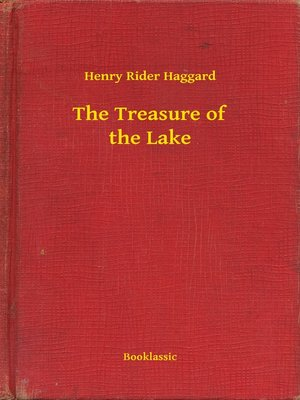 cover image of The Treasure of the Lake